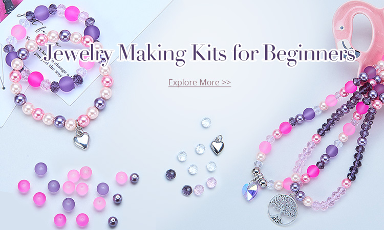 Jewelry Making Kit for Beginners Explore More