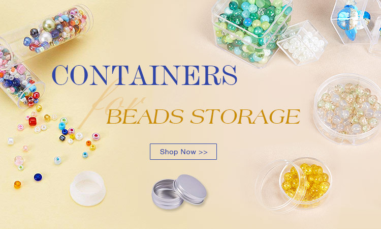 Containers For Beads Storage