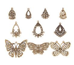 Butterfly Earring Chandelier