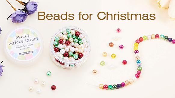 Beads for Christmas