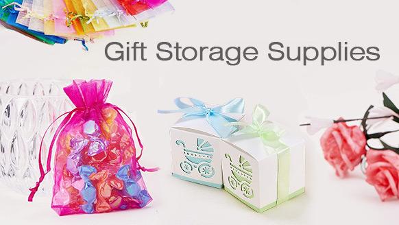 Gift Storage Supplies