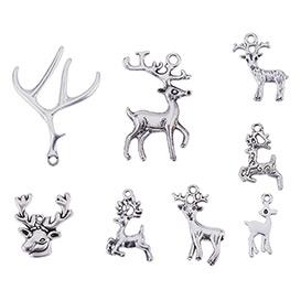 Christmas Reindeer Pendant