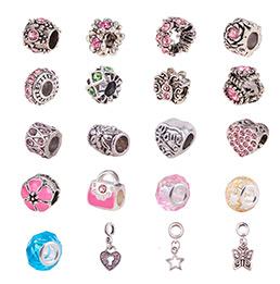 Birthstone Beads Charms