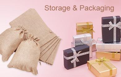 Storage & Packaging