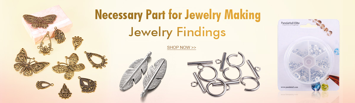 Necessary Part for Jewelry Making Jewelry Findings