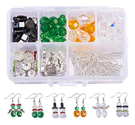 Christmas Bead Earring Making Kits