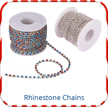 Rhinestone Chains