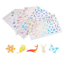 Laser Decorative Stickers