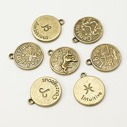 Constellation Tibetan Style Pendants