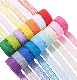 Fabric Lace Ribbon
